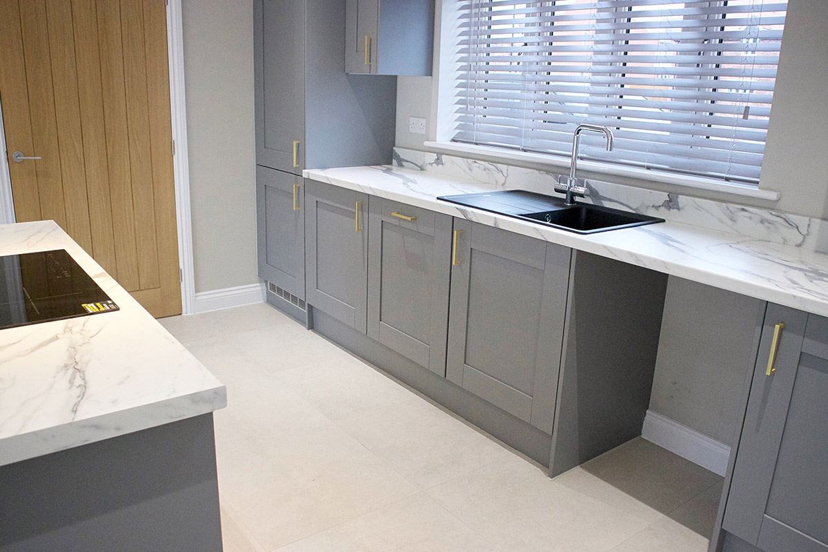 Mill Fields South Kilworth Plot 30 The Chester Kitchen